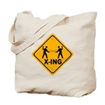 Fencer X-ing Tote Bag