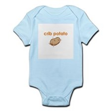 Crib Potato Infant Bodysuit