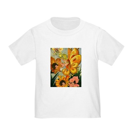 Flower Folk Toddler T-Shirt