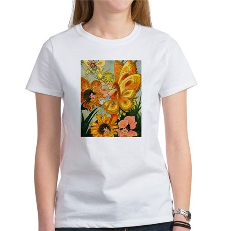 Flower Folk Women's T-Shirt