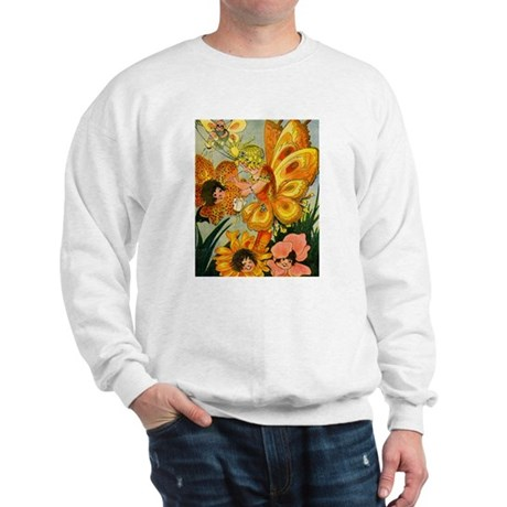 Flower Folk Sweatshirt