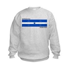Cute Honduras football Sweatshirt