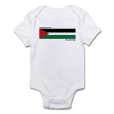 Cool Country flag palestine Infant Bodysuit