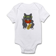 Lucky cat Maneki neko Infant Bodysuit