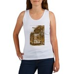 New Orleans Streetcar Named D Women's Tank Top