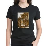 New Orleans Streetcar Named D Women's Dark T-Shirt