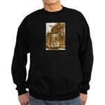 New Orleans Streetcar Named D Sweatshirt (dark)