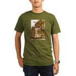 New Orleans Streetcar Named D Organic Men's T-Shir