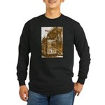 New Orleans Streetcar Named D Long Sleeve Dark T-S