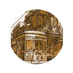 "Streetcar Named Desire 3.5"" Button"