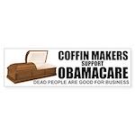 NOBamaCare - Anti Obama Healt Sticker (Bumper 50 p
