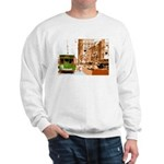 New Orleans Streetcar Named D Sweatshirt