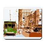 New Orleans Streetcar Named D Mousepad