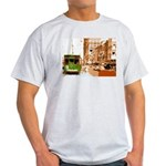 New Orleans Streetcar Named D Light T-Shirt