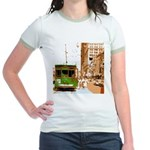 New Orleans Streetcar Named D Jr. Ringer T-Shirt
