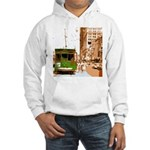 New Orleans Streetcar Named D Hooded Sweatshirt