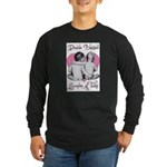 grandma of twins Long Sleeve Dark T-Shirt