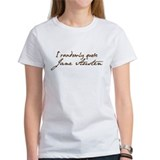 I Randomly Quote Jane Austen Tee