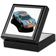 Cute Sports car Keepsake Box