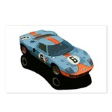 Funny Gt 40 Postcards (Package of 8)