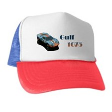 Cute Car race Trucker Hat