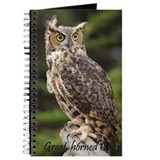Great-horned Owl Journal