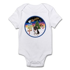 XmasSigns/Corgi Pup (Z) Infant Bodysuit