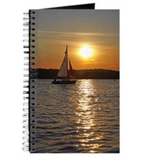 Sunset Sailboat Cruise Journal