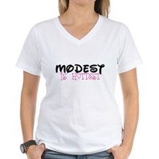 modest is hottest Shirt