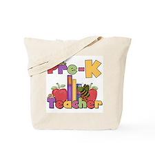 Preschool Teacher Tote Bag