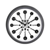 B0485 Wall Clock