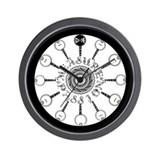 B0498 Wall Clock