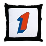 Candice 3D 1 Throw Pillow