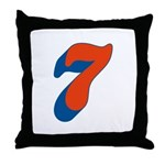 Candice 3D 7 Throw Pillow