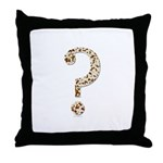 Tortoise Shell ? Throw Pillow