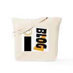 Blog Happy Tote Bag