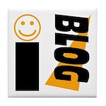 Blog Happy Tile Coaster