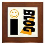 Blog Happy Framed Tile