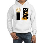 Blog Happy Hooded Sweatshirt