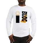 Blog Happy Long Sleeve T-Shirt