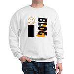 Blog Happy Sweatshirt