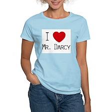 I :heart: Mr. Darcy T-Shirt