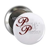 Pride and Prejudice 2.25&amp;quot; Button