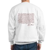 Pride and Prejudice (With Quote) Sweater