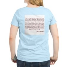 Pride and Prejudice (With Quote) Women's T-Shirt