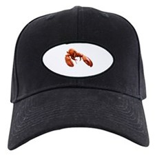 Lobster Logo Baseball Hat