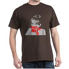 """""""Shut Up, Palin"""" T-Shirt"""