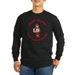 Happy Harold Long Sleeve Dark T-Shirt