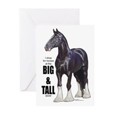 Shire Big & Tall Greeting Card
