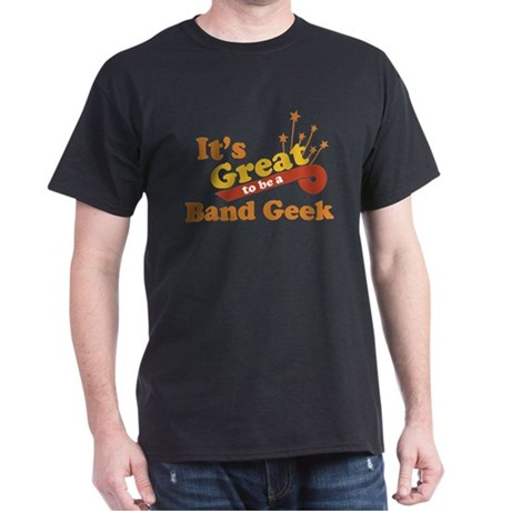 Band Geek Dark T-Shirt